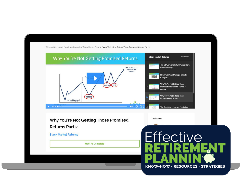 Learn to calculate your own retirement needs and to think critically when making your investment decisions plus more with our Effective Retirement Planning course! The CLF Group can help you